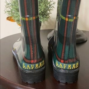 Ralph Lauren Rossslyn II Rain Boots